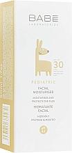Parfüm, Parfüméria, kozmetikum Gyerek hidratáló arckrém SPF 30 - Babe Laboratorios Facial Moisturizer SPF 30