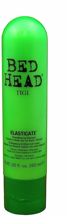 Erősítő sampon - Tigi Bed Head Elasticate Strengthening Shampoo — fotó N2