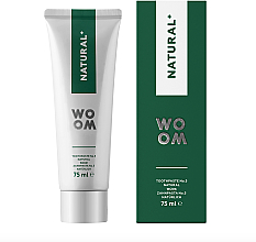 Parfüm, Parfüméria, kozmetikum Fogkrém antibakteriális hatással - Woom Natural+ Choice for Healthy Gums and Teeth
