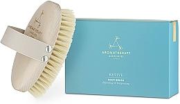 Parfüm, Parfüméria, kozmetikum Fürdőkefe testre - Aromatherapy Associates Revive Body Brush