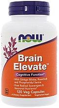 Parfüm, Parfüméria, kozmetikum Brain Elevate agyi funkciókat támogató étrend-kiegészítő kapszula - Now Foods Brain Elevate