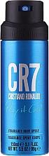 Parfüm, Parfüméria, kozmetikum Cristiano Ronaldo CR7 Play It Cool - Deo spray