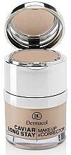 Parfüm, Parfüméria, kozmetikum Korrektor - Dermacol Caviar Long Stay Make-Up & Corrector