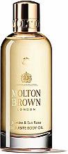 Parfüm, Parfüméria, kozmetikum Molton Brown Jasmine & Sun Rose Exquisite Body Oil - Testolaj