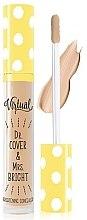 Parfüm, Parfüméria, kozmetikum Korrektor ragyogó hatással - Virtual Dr.Cover & Mrs.Bright
