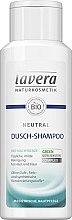 Parfüm, Parfüméria, kozmetikum Sampon hajra és testre - Lavera Neutral Dusch-Shampoo