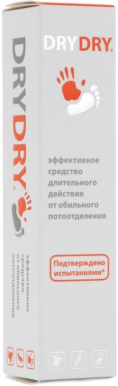 Hosszantartó hatású szer túlzott izzadás ellen - Lexima Ab Dry Dry — fotó N3