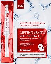 Parfüm, Parfüméria, kozmetikum Arcmaszk szérummal - Czyste Piekno Active Regeneration + Serum