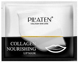 Parfüm, Parfüméria, kozmetikum Tápláló ajakmaszk kollagénnel - Pil'aten Collagen Nourishing Lip Mask