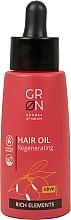Parfüm, Parfüméria, kozmetikum Hidratáló hajápoló olaj - GRN Rich Elements Olive Hair Oil