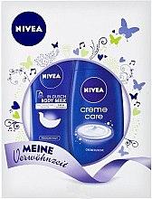 Parfüm, Parfüméria, kozmetikum Szett - Nivea Gift Set (sh/cr/250ml+b/milk/250ml)