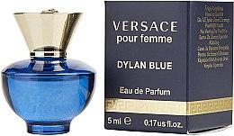 Parfüm, Parfüméria, kozmetikum Versace Pour Femme Dylan Blue - Eau De Parfum (mini)
