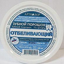 Parfüm, Parfüméria, kozmetikum Fogfehérítő por - Artkolor
