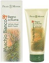 Parfüm, Parfüméria, kozmetikum Frais Monde Muschio Bianco 87 White Musk Bath Foam - Fürdőhab