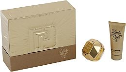 Parfüm, Parfüméria, kozmetikum Paco Rabanne Lady Million - Szett (edp/50/ml+b/lot/75/ml)