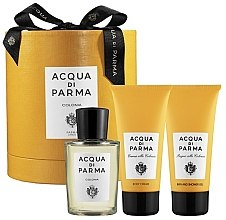 Parfüm, Parfüméria, kozmetikum Acqua di Parma Colonia - Szett (edc 100ml + s/g 75ml + b/c 75ml)