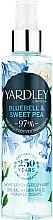 Parfüm, Parfüméria, kozmetikum Yardley Bluebell & Sweet Pea - Spray testre