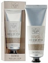 Parfüm, Parfüméria, kozmetikum Kézkrém - Scottish Fine Soaps Oatmeal Hand & Nail Cream