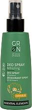 Parfüm, Parfüméria, kozmetikum Dezodor - GRN Deo Spray Calendula