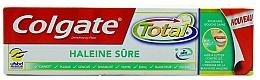 "Parfüm, Parfüméria, kozmetikum Fogkrém ""Magabiztos légzés"" - Colgate Total Clean Breath"