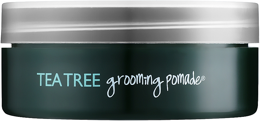 Géles pomádé csillogó részecskékkel - Paul Mitchell Tea Tree Grooming Pomade — fotó N1