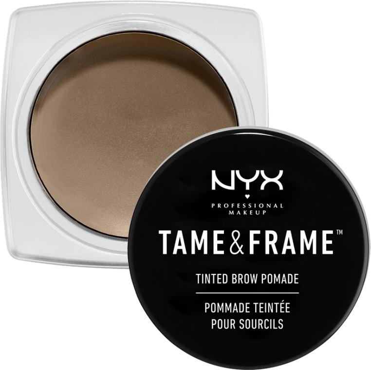 Szemöldök pomádé - NYX Professional Makeup Tame & Frame Brow Pomade
