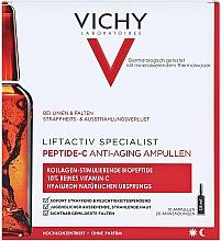 Parfüm, Parfüméria, kozmetikum Ránctalanító koncentrátum - Vichy LiftActiv Specialist Peptide-C