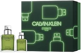 Parfüm, Parfüméria, kozmetikum Calvin Klein Eternity For Men 2019 - Szett (edp/100ml + edp/30ml)