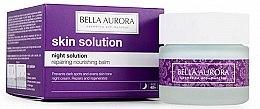 Parfüm, Parfüméria, kozmetikum Regeneráló és tápláló arcbalzsam - Bella Aurora Night Solution Repairing Nourishing Balm