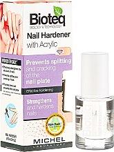 Parfüm, Parfüméria, kozmetikum Körömerősítő akrillal - Bioteq Nail Hardener With Acrylic