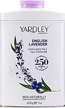 Parfüm, Parfüméria, kozmetikum Talcum testre - Yardley English Lavender Perfumed Talc