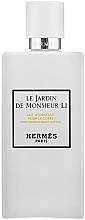 Parfüm, Parfüméria, kozmetikum Hermes Le Jardin de Monsieur Li - Testápoló