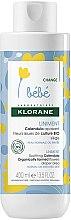 Parfüm, Parfüméria, kozmetikum Liniment tisztító tej gyermekeknek - Klorane Bebe Liniment Soothing Calendula