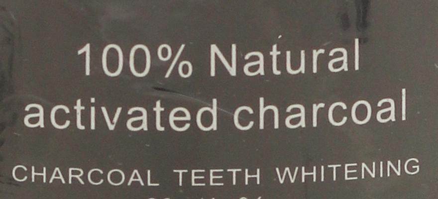 Fogfehérítő por aktív szénnel - Biomika Natural Teeth Powder — fotó N2
