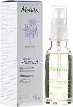 "Parfüm, Parfüméria, kozmetikum ""Borágó"" arcápoló olaj - Melvita Huiles De Beaute Borage Oil"