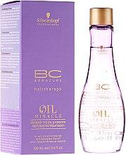 Parfüm, Parfüméria, kozmetikum Regeneráló hajápoló olaj keratinnal - Schwarzkopf Professional Bonacure Oil & Micro Keratin