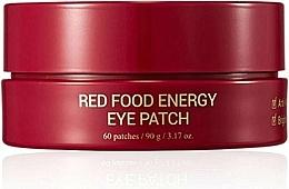 Parfüm, Parfüméria, kozmetikum Szemtapasz - Yadah Red Food Energy Eye Patch
