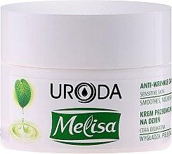 Parfüm, Parfüméria, kozmetikum Nappali ránctalanító arckrém - Uroda Melisa Face Cream