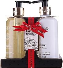Parfüm, Parfüméria, kozmetikum Szett - Baylis & Harding Sweet Mandarine and Grapefruit (h/wash/300ml + b/lot/300ml)