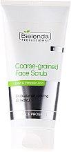 Parfüm, Parfüméria, kozmetikum Arcpeeling zsíros bőrre - Bielenda Professional Face Program Coarse-Grained Face Peeling
