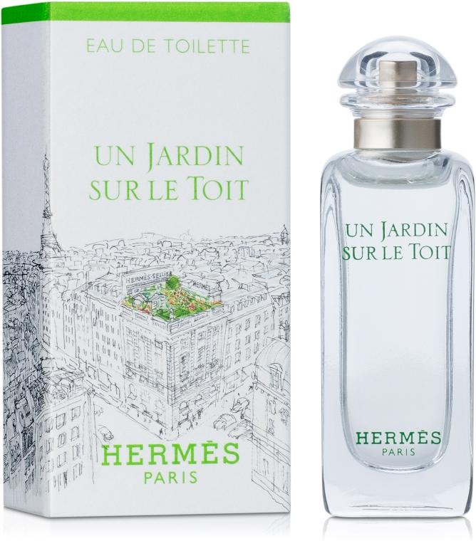 Hermes Un Jardin sur le Toit - Eau De Toilette (mini) — fotó N1