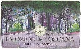 """Parfüm, Parfüméria, kozmetikum Szappan """"Elvarázsolt erdő"""" - Nesti Dante Emozioni a Toscana Soap"""