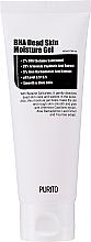 Parfüm, Parfüméria, kozmetikum Tisztító és hámlasztó gél hidratáló hatással - Purito BHA Dead Skin Moisture