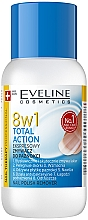 Parfüm, Parfüméria, kozmetikum Körömlakklemosó 8 az 1-ben - Eveline Cosmetics Nail Therapy Professional