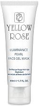 Parfüm, Parfüméria, kozmetikum Gél pakolás gyémántporral (tubus) - Yellow Rose Luminance Pearl Face Gel Mask