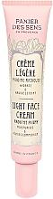 Parfüm, Parfüméria, kozmetikum Könnyed arckrém - Panier des Sens Radiant Peony Light Face Cream