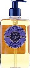 "Parfüm, Parfüméria, kozmetikum Folyékony szappan ""Levendula"" - L'Occitane Lavande Liquid Soap"