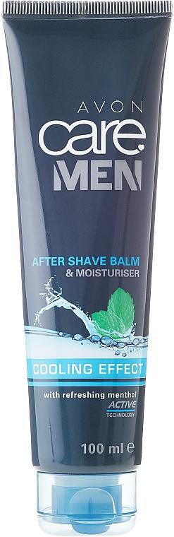 Borotválkozás utáni balzsam - Avon Care Men After Shave Balm & Moisturiser Cooling Effect