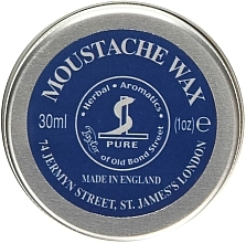 Parfüm, Parfüméria, kozmetikum Bajusz wax - Taylor of Old Bond Street Moustache Wax Tin