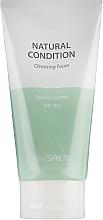 Parfüm, Parfüméria, kozmetikum Tisztító hab, faggyúszabályozó - The Saem Natural Condition Cleansing Foam Sebum Controlling